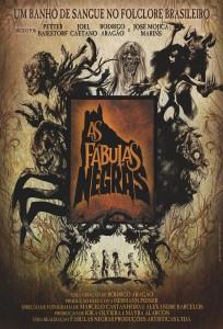 As Fabulas Negras poster