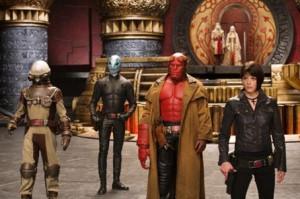 6. Hellboy