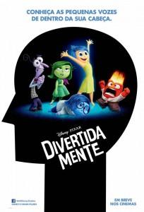 Divertida Mente - poster
