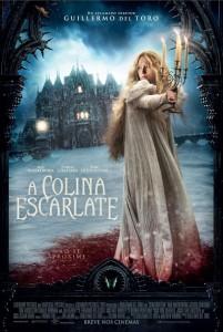 A Colina Escarlate poster