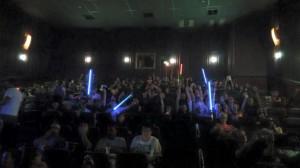 SW7 - sala do cinema