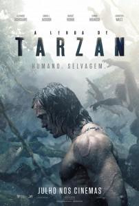 A Lenda de Tarzan poster