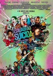 Esquadrão Suicida poster